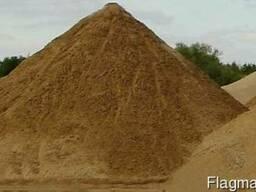 Песок вознесенский крупнозернистый белый