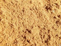 Песок всех видов