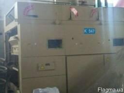Петкус К-547 зерноочистительная машина
