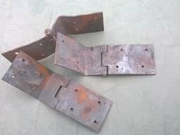Петли и уголки металлические от ящиков армейских СССР