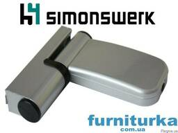 Петля дверная Simonswerk серебро (Германия)