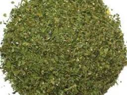 Петрушка сушена (зелень)