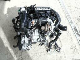 Peugeot 2008 2013-2014 Двигатель BHO1 1.6 E-HDI разборка б\у