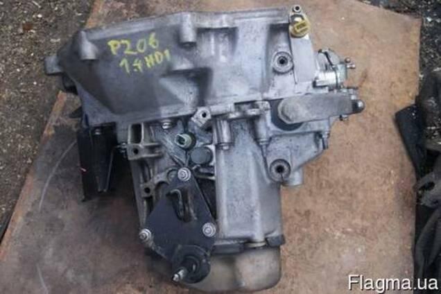 Peugeot 206 1999-2009 1.4 HDI Коробка передач 20CQ53 б\у