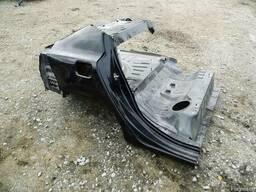 Peugeot 508 2010-2014 Четверть, Задня частина машины б\у