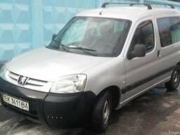 Peugeot Partner пасажир 2008р