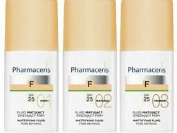 Pharmaceris E1536 Матирующий тональный флюид Natural (натуральный) 30 мл