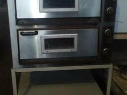 Пицца печь на два уровня Б У Fage 6292/2