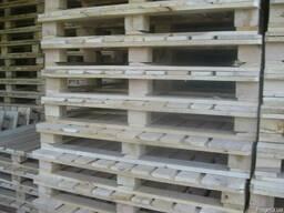 Піддон, контейнер деревяний
