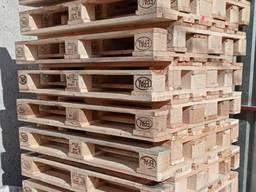 Піддони дерев'яні