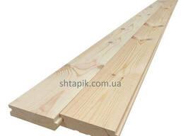 Підлога дерев'яна/Дошка підлогова 32х130х4000 мм