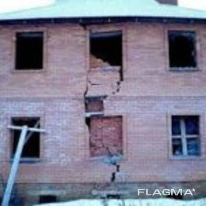 Реставрація фундаменту