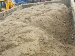 Підсипочний пісок, супісок, суглинок. КИЇВ