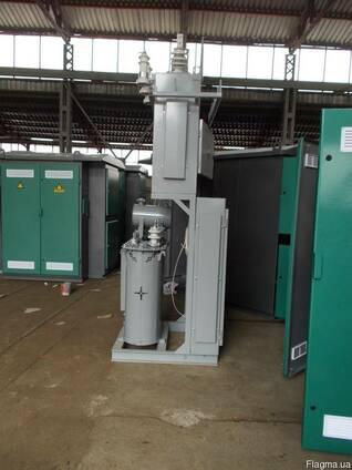 Підстанції трансформаторні комплектні КТПМ 25-250/10(6)/0,4