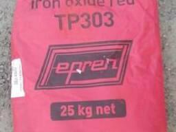"""Пигмент красный """"Precheza"""" TP 303 Чехия мешок 25 кг."""