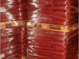 Пигмент железоокисный красный для плитки и бетона