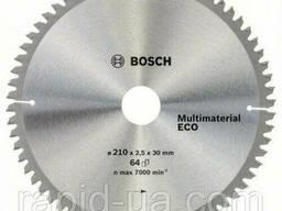 Пила дисковая по дереву Bosch 160x20/16x42z Multi ECO