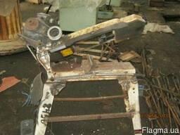 Пила стрічкова JET 200 мм