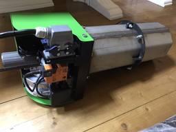 Пелетна горелка зі шнеком 98 кВт