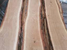 Пиломатеріал необрізний дуб 26 мм (камерної сушки)