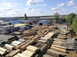 Пиломатериалы от производителя Харькове по низким ценам