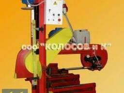 Пилорама ленточная СЛД-станок ленточный деревообрабатывающий