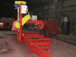 Производим станки ленточнопильные деревообрабатывающие СЛД
