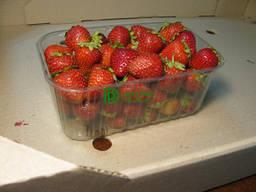 Пинетка (тара) для фруктов, клубники, ягод, 1 кг