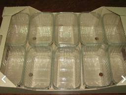 Пінетки 500 г - 1 кг для ягід полуниці малини лоток упаковка - фото 2
