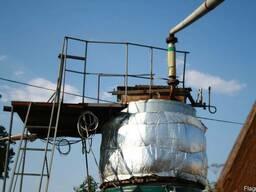 Пиролизная установка для переработки шин - фото 3