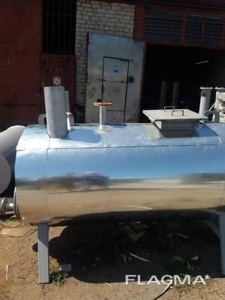 Пиролизная жидкость - установка по переработке