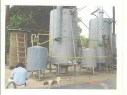 Пиролизные печи для переработки отходов в альтер топливо
