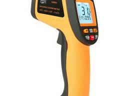 Бесконтактный инфракрасный термометр (пирометр) -50-950°C, 12:1, EMS=0, 1-1 Benetech GM900