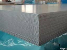 Пищевой нержавеющий лист AISI 316 2.5мм