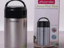 Пищевой термос из нержавеющей стали на 1 л Kamille KM-2142