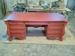 Письменный стол в кабинет - фото 4