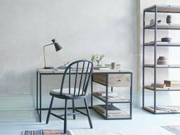 """Письменный стол """"Просто"""" для подростка из дерева в стиле loft"""