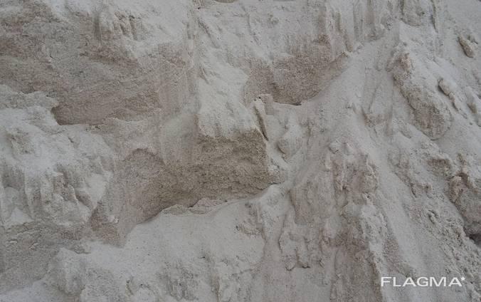 Пісок будівельний кварцовий