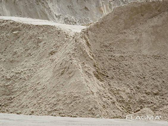 Пісок кар'єрний