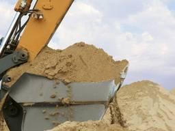 Пісок митий сіяний річковий песок Хмельницький доставка