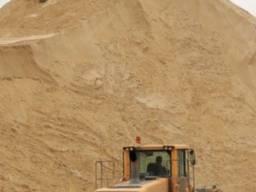 Пісок. Видобуток та доставка піску. Доставка щебня