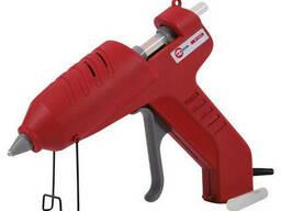 Пістолет клейовий 500Вт, 230В, під стрижні 11.2 мм, 34г/хв. Intertool RT-1013