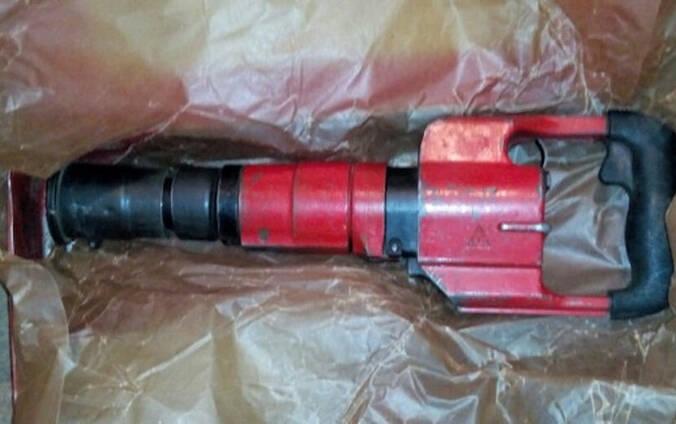 Пистолет монтажный ПЦ-84.