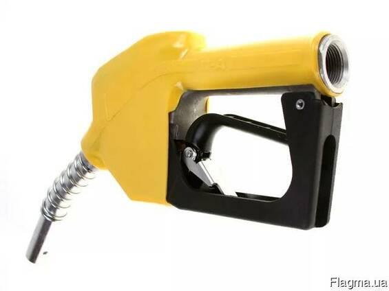 Пистолет заправочный с отсекателем для дизеля, бензина