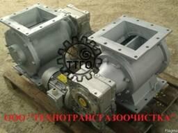 Питатель шлюзовый (роторный) Ш1-15, Ш1-20, Ш1-30, Ш1-45.