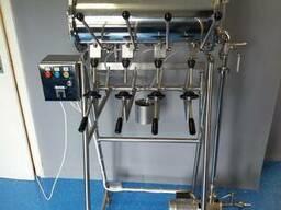 Пивное оборудование для розлива пива PA-4