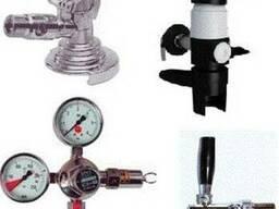Пивные охладители,колоны,кран,пегас,клешни,редуктор,шланг