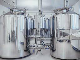 Пивоварня на 500 литров за варку