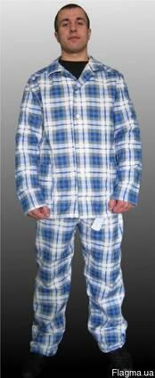 Пижама госпитальная :брюки и куртка, мужская