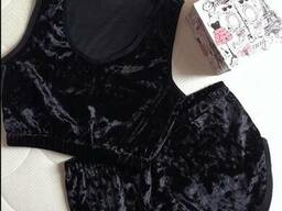 Пижамы из хлопка и бархата
